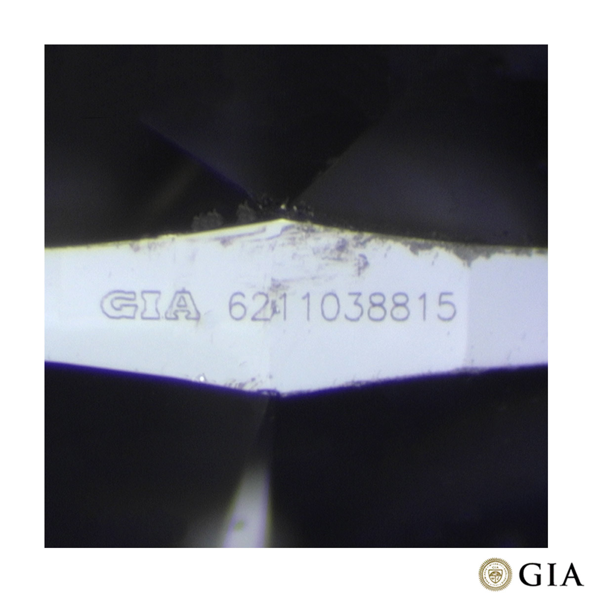 Platinum Round Brilliant Cut Diamond Ring 1.51ct E/VVS2